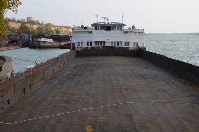 Self Propelled Deck Barge for Sale