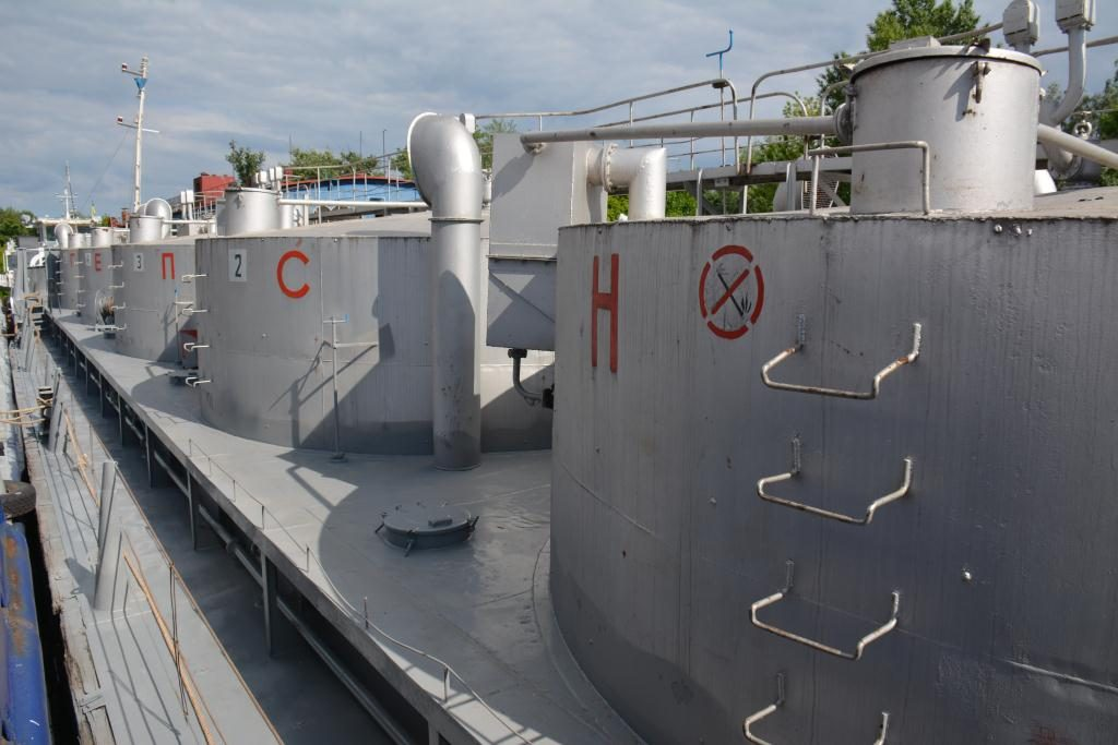 Supply Tanker vessel with Double Hull for sale