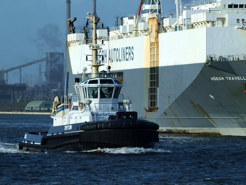 Port of Amsterdam Doubles Discounts for LNG-Fueled, ESI Certified Ships